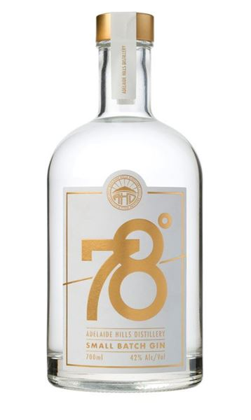 Picture of Adelaide Hills Distillery - 78° Small Batch Gin
