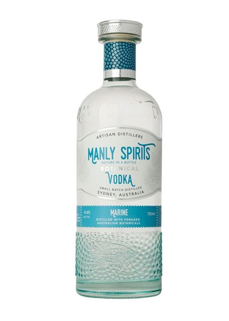 Manly Spirits  Vodka - Marine