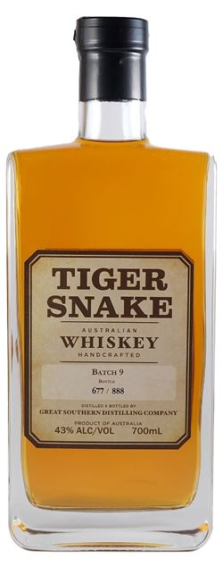Limeburners Distillery - Tigersnake