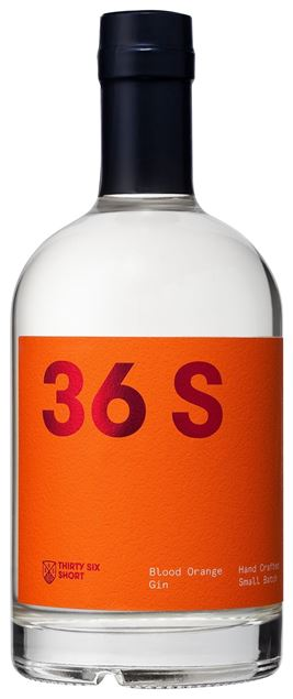 36 Short - Blood Orange
