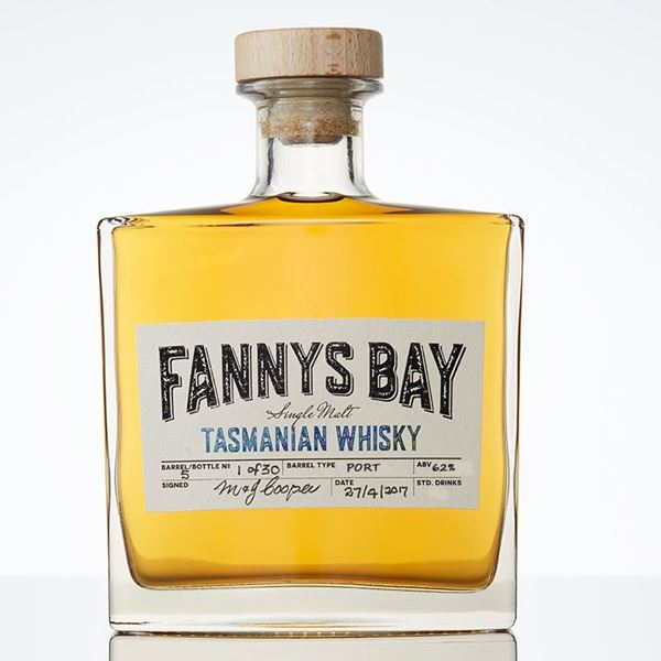 Fannys Bay Port Cask