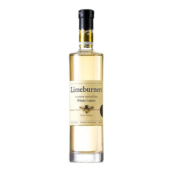 Limeburners Whisky Liqueur Karri Honey