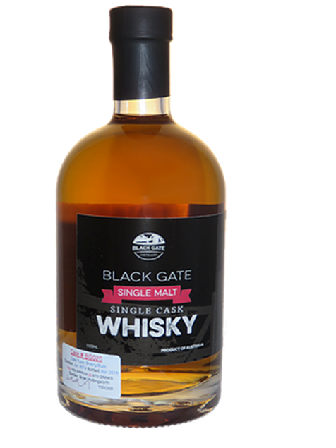 Black Gate Whisky BG020