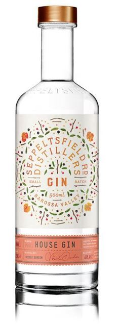 Seppeltsfield Road DistillersHouse Gin