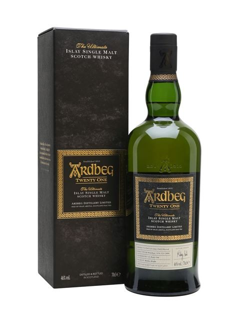 Picture of Ardbeg 21 Year Old