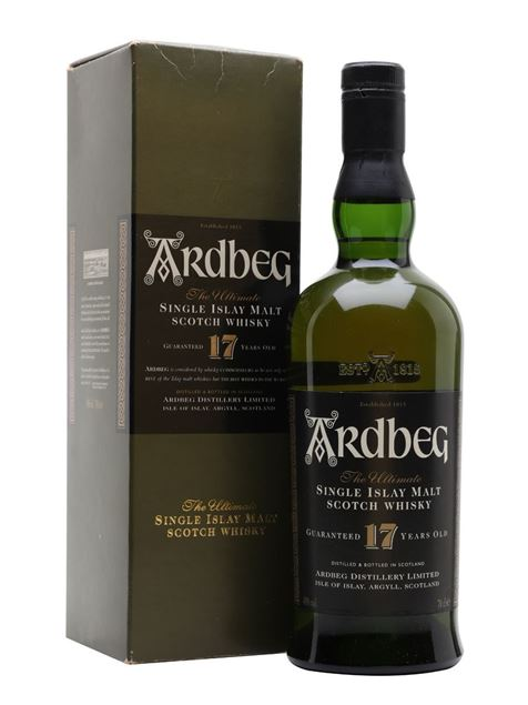 Picture of Ardbeg 17 Year Old