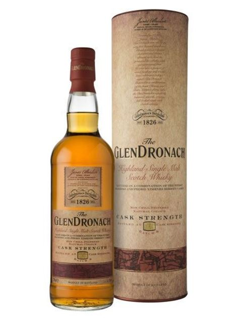 Picture of GlenDronach Cask Strength Batch 6