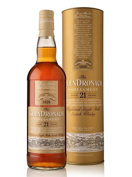 Picture of GlenDronach 21 Year Old Parliament