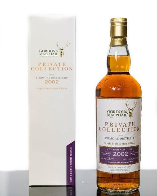 Picture of Gordon & MacPhail 2002 Tormore Cote Rotie Wood Finish
