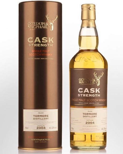 Picture of Gordon & MacPhail 2004 Tormore 11 year old Cask Strength