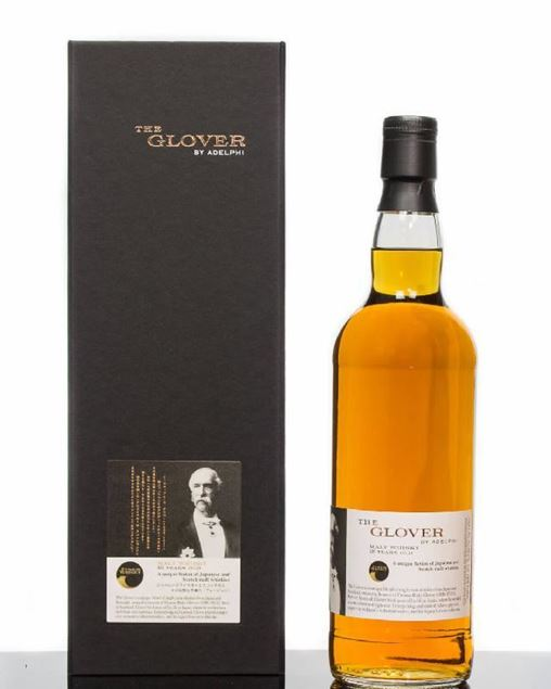 Picture of Adelphi The Glover 18 Year Old Whisky