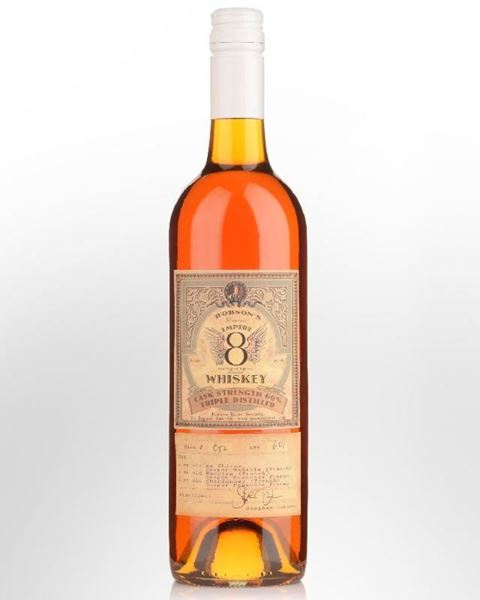 Picture of Dobson's Empire 8 Cask Strength Triple Distilled Whiskey