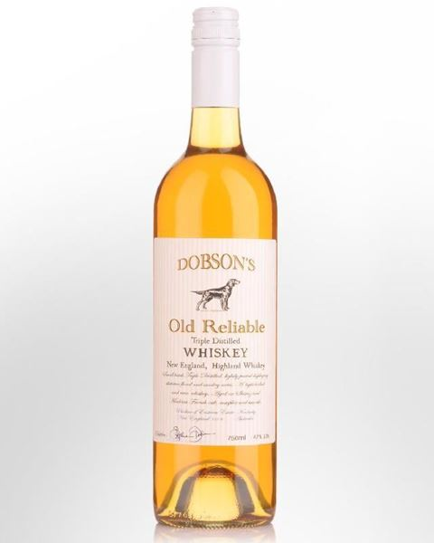 Picture of Dobson's Old Reliable Single Malt Whiskey
