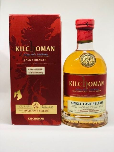 Picture of Kilchoman - Distillery Release Rum Cask Finish