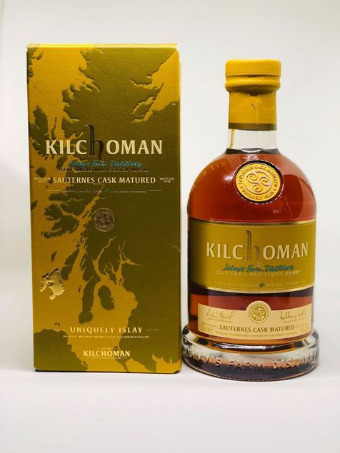 Picture of Kilchoman - Sauternes Cask Matured 2016
