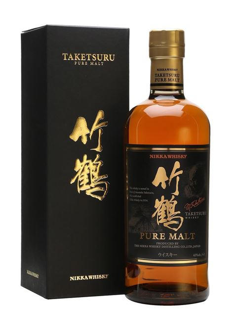 Picture of Nikka Taketsuru Pure Malt