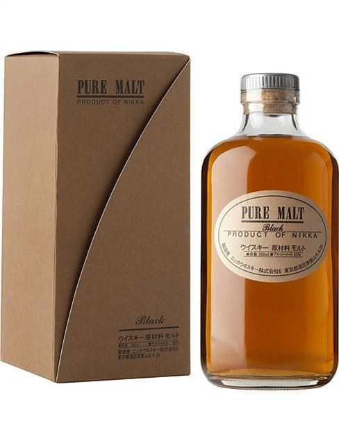 Picture of Nikka Pure Malt Black