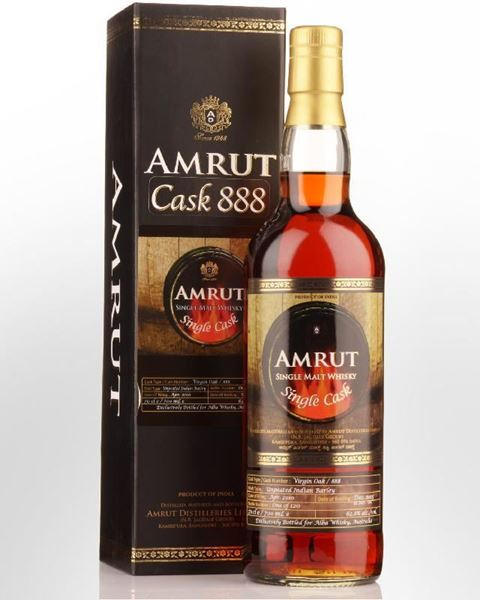 Picture of Amrut Single Cask #888 Cask Strength