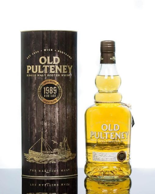 Picture of Old Pulteney 1989 Single Malt Scotch Whisky