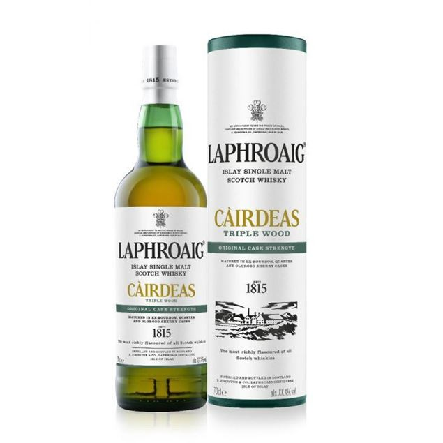 Picture of Laphroaig Cairdeas 2019 Triple Wood