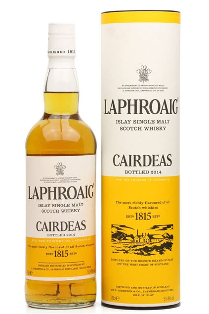 Picture of Laphroaig Cairdeas 2014 Amontillado