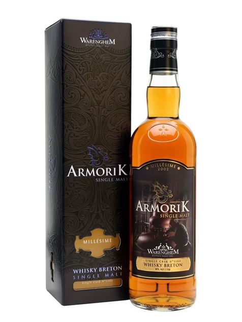Picture of Armorik Millesime 13 Cask Strength Single Cask
