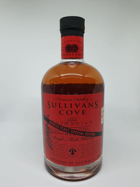 Picture of Sullivan's Cove Double Cask Winter Feast Special 2017