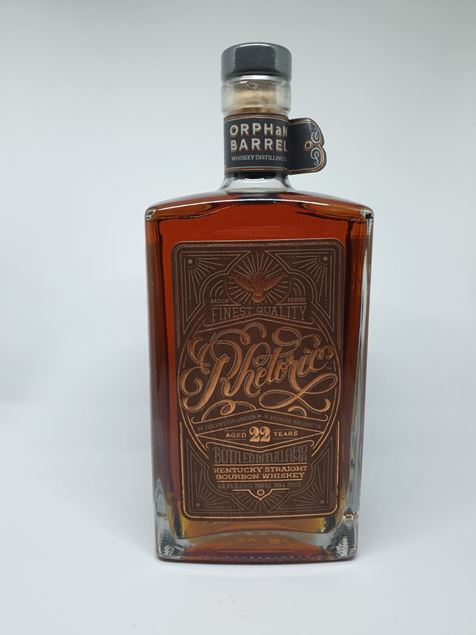 Picture of Orphan Barrel Rhetoric 22 (750ml)