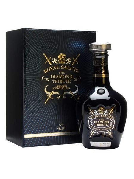 Picture of Royal Salute Diamond Tribute Scotch Whisky