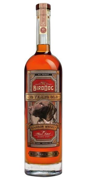 Picture of Bird Dog 10 year old Bourbon Whiskey
