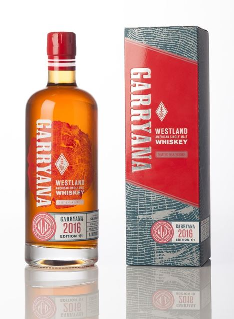 Picture of Westland Garryana 2016 Cask Strength