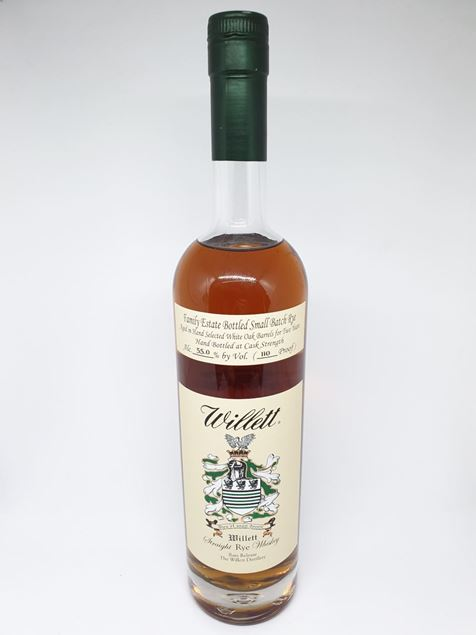 Picture of Willett Family Estate Cask Strength Rye 1