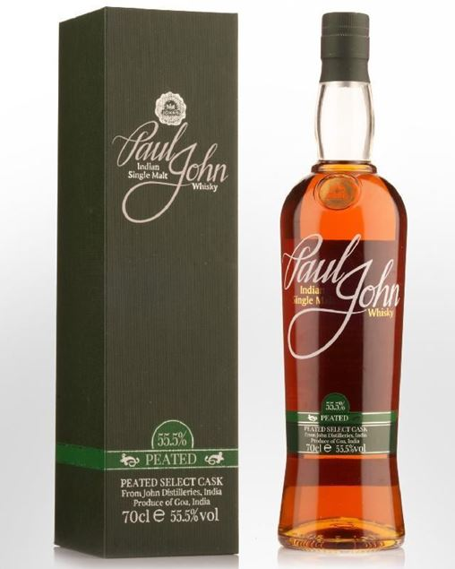 Picture of Paul John Select Cask Peated Cask Strength