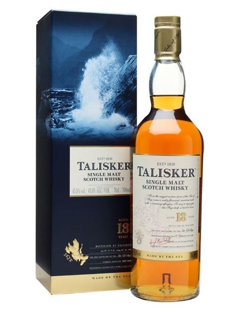 Picture of Talisker 18