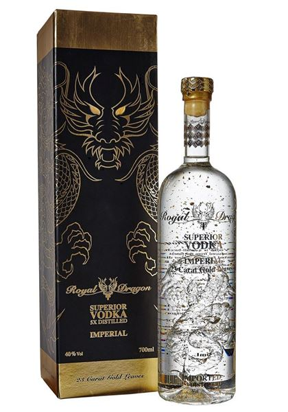 Picture of Royal Dragon Superior Imperial Vodka