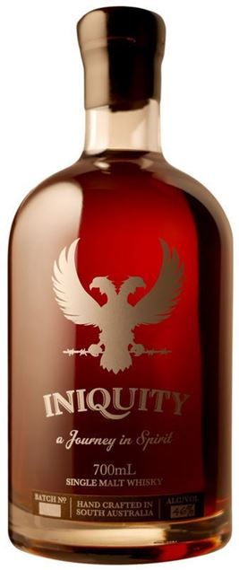 Picture of Iniquity Batch 16