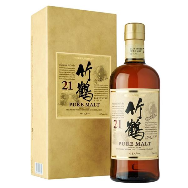 Picture of Nikka Taketsuru Pure Malt 12