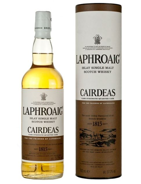 Picture of Laphroaig Cairdeas 2017 Quarter Cask