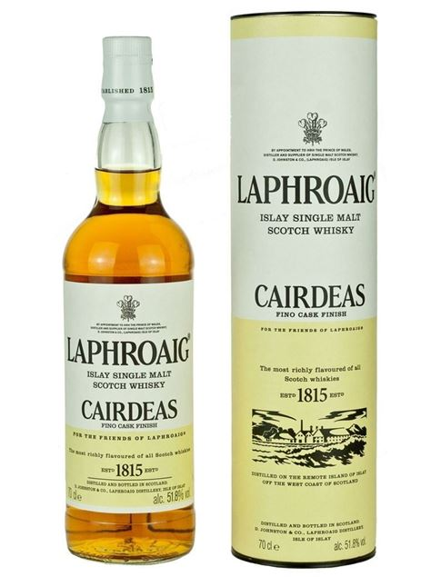 Picture of Laphroaig Cairdeas 2018 Fino Sherry Cask Finish