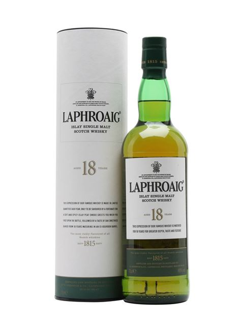 Picture of Laphroaig 18