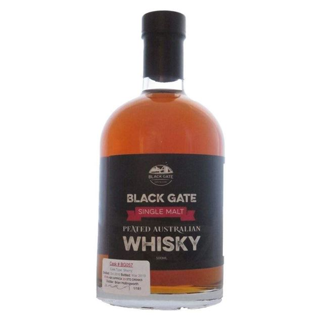 Picture of Black Gate BG057 (500ml)