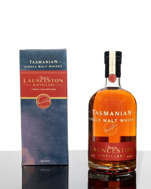 Launceston Distillery H17-02 Tawny Cask