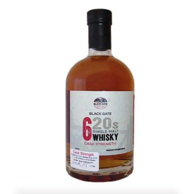 Black Gate 620s Single Malt Whisky 71.1% 500ML
