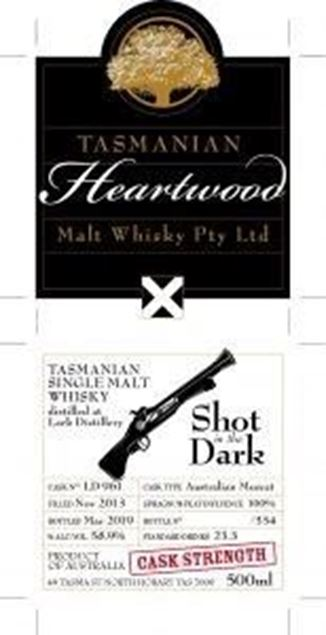 Picture of Heartwood Shot in the Dark