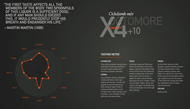 Bruichladdich OCTOMORE EDITION X4+10 Tasting Notes