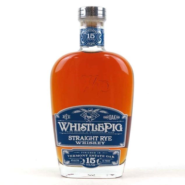 Picture of WhistlePig 15 Year Old - Straight Rye Whiskey