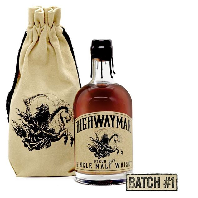 Highwayman Single Malt Whisky Batch #1