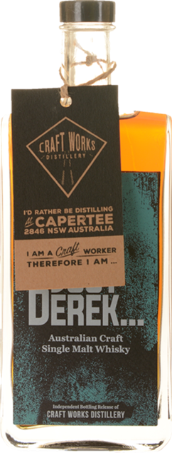 Picture of Craft Works Just Derek Single Cask