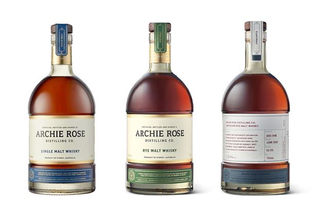 Picture of Archie Rose Distilling Co. -  Whisky First Editions Set