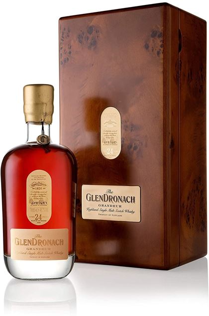 Picture of GlenDronach Grandeur 24 Batch 009